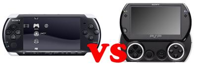 PSP vs PSP Go