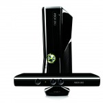 Xbox 360 250GB and Kinect